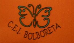 Logotipo Bolboreta