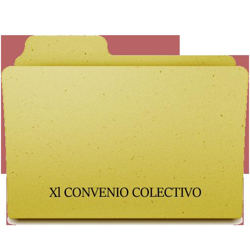Xl_CONVENIO_COLECTIVO