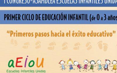 I Congreso – Asamblea de Escuelas Infantiles Unidas