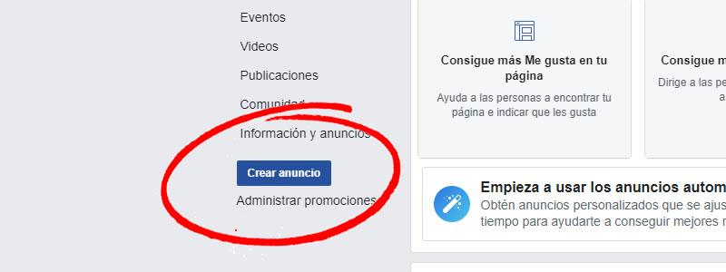Campaña en FB ACEIM paso1