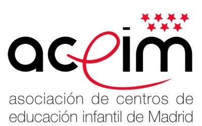 Reunión con el Ayuntamiento de Madrid para conocer las principales novedades de la nueva convocatoria de la beca infantil.